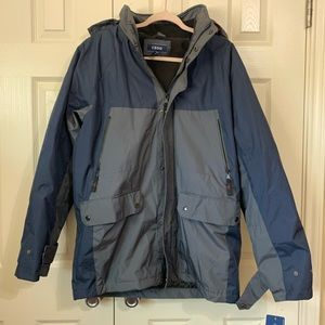 NWT Izod 3-in-1 Systems Winter Jacket
